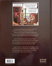 Verso de Harry Dickson (Grand West) -1- La maison borgne