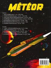 Verso de Météor (Intégrale) -9- Intégrale / 9