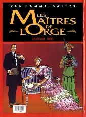 Verso de Les maîtres de l'Orge -INTFL1- Charles, 1854 / Margrit, 1886