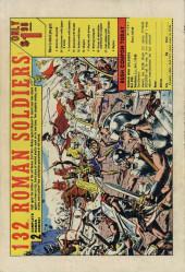 Verso de Silver Surfer Vol.1 (Marvel comics - 1968) -1- The origin of the silver surfer