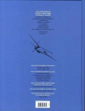 Verso de Blake et Mortimer (Les Aventures de) -INT1b- Le secret de l'Espadon - Intégrale