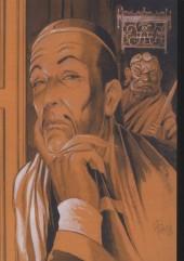 Verso de Dr. Fu-Manchu -6- Tome 6