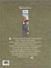 Verso de Le boche -INT- L'Intégrale