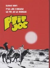 Verso de P'tit Joc -6- P'tit joc