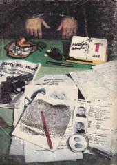 Verso de Scotland Yard (Impéria) -3- La patte de mouche
