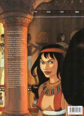 Verso de Sur les terres d'Horus -2a2012- Meresanhk ou le choix de Seth