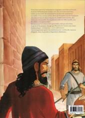 Verso de Sur les terres d'Horus -5a2010- Kheti ou l'amour de Ninmah
