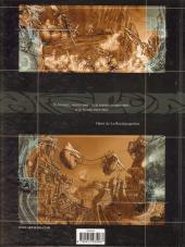 Verso de Shaman -1- L'éveil