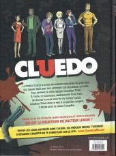 Verso de Cluedo -1- Un crime presque parfait !