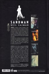 Verso de Sandman (Urban Comics) -5- Volume V
