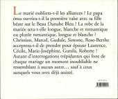 Verso de Illustré (Le Petit) (La Sirène / Soleil Productions / Elcy) - Le Mariage illustré de A à Z