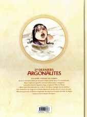 Verso de Les derniers Argonautes -2- La Mer du destin