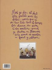 Verso de Titeuf -3- Ça épate les filles...