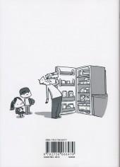 Verso de Le guide du Mauvais Père -3- Le Guide du Mauvais Père 3