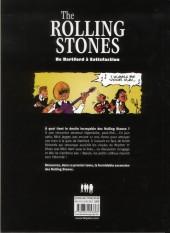 Verso de Rolling Stones (The) - de Dartford à Satisfaction