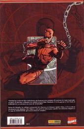 Verso de Daredevil (100% Marvel - 1999) -4- Underboss
