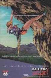 Verso de Cyberforce (Image Comics - 1993) -1- Killer instinct - prologue
