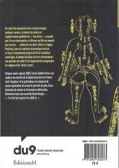 Verso de (DOC) Études et essais divers - Numérologie 2014, une analyse du marché de la bande dessinée
