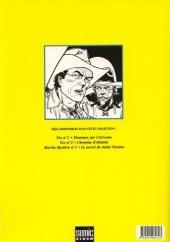 Verso de Tex (Semic) -2- L'homme d'Atlanta