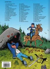 Verso de Les tuniques Bleues -4c2012- Outlaw