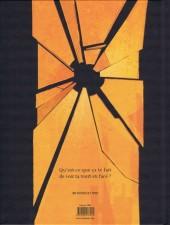 Verso de La colère de Fantômas -3- À tombeau ouvert