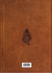 Verso de Les 7 Vies de l'Épervier -INT1 N&B- Les 7 vies de l'Épervier