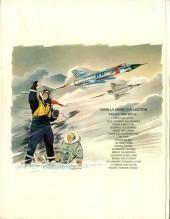 Verso de Tanguy et Laverdure -7c1974- Cap zéro