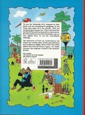 Verso de Jo, Zette and Jocko (The adventures of) -2a- Destination New York