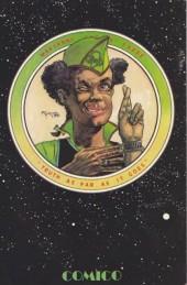 Verso de Rocketeer Adventure Magazine (The) (1988) -2- Nightmare at large
