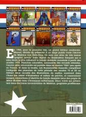 Verso de Chroniques métalliques - Tome b14