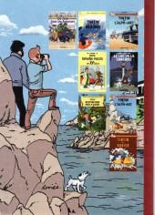 Verso de Tintin - Pastiches, parodies & pirates - Tintin à Québec