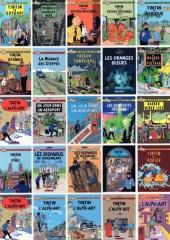 Verso de Tintin - Pastiches, parodies & pirates - Tintin à Istanbul