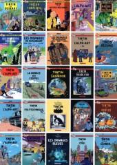 Verso de Tintin - Pastiches, parodies & pirates - Tintin en Euskadi
