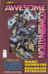 Verso de Cyberforce (Image Comics - 1993) -4- Assault with a deadly woman, part 1