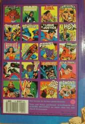 Verso de DC Flash -Rec01- Album N°1 (du n°1 au n°2)