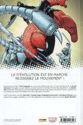 Verso de Superior Spider-Man (The) -3- Fins de règne