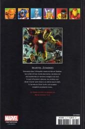 Verso de Marvel Comics - La collection (Hachette) -2347- Marvel Zombies