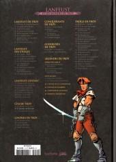 Verso de Lanfeust et les mondes de Troy - La collection (Hachette) -25- Cixi de Troy - Le secret de Cixi (2e partie)