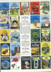 Verso de Tintin - Divers -40- Êtes-vous tintinologue ? (1)