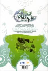 Verso de Wakfu (La BD officielle de la série TV) -21/2- Shak shaka tome 1
