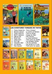 Verso de Tintin - Pastiches, parodies & pirates -BIRM- Coke en stock