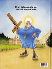 Verso de Sœur Marie-Thérèse -3b15- Dieu vous le rendra