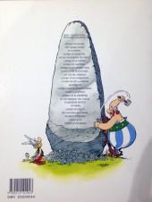 Verso de Astérix (en néerlandais) -17- De romeinse lusthof