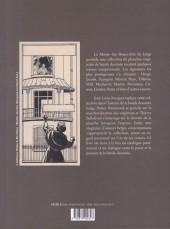 Verso de (DOC) L'Âge d'or de la bande dessinée belge - L'âge d'or de la bande dessinée belge
