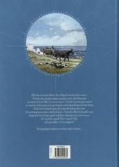 Verso de Entre Terre & Mer -1- Le Jeune Saisonnier