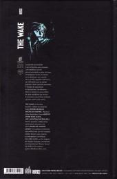Verso de Wake (The) - The Wake
