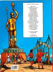 Verso de Alix -21AT- Les Barbares