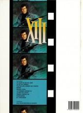 Verso de XIII -5a1994- Rouge total