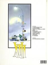 Verso de XIII -7a1994- La nuit du 3 août