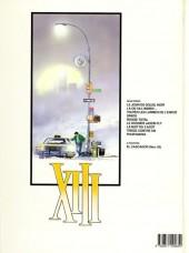 Verso de XIII -8a1992- Treize contre Un